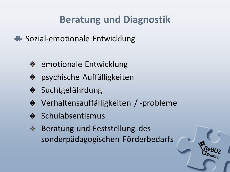 Sozial-emotionale Entwicklung emotionale Entwicklung psychische Auffälligkeiten Suchtgefährdung Verhaltensauffälligkeiten / -probleme Schulabsentismus
