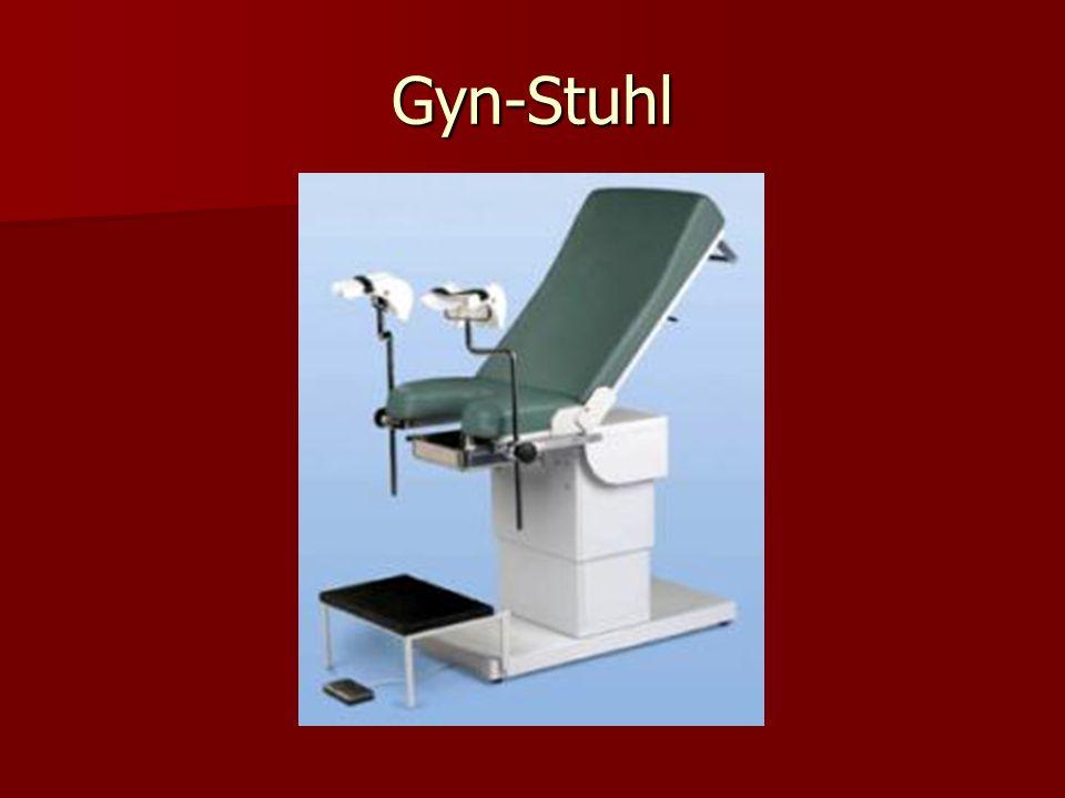 Gyn-Stuhl