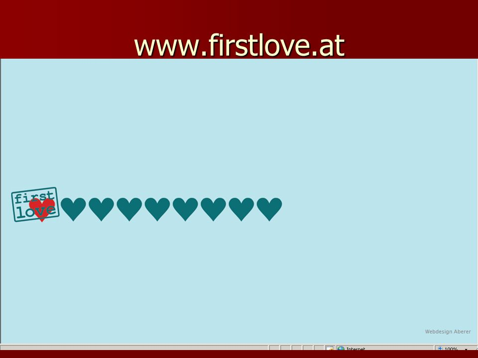 www.firstlove.at