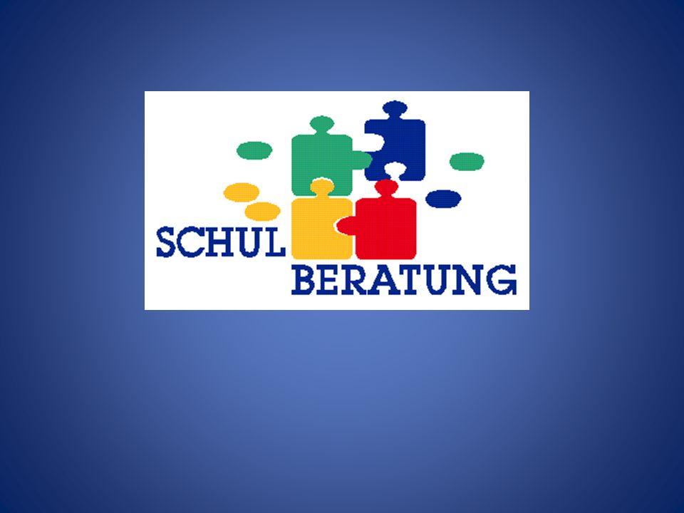 Beratung geht alle an … Schulberatung ist ein Teil der schulischen Erziehungsaufgabe.