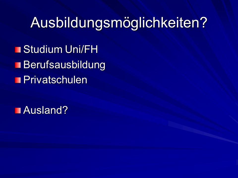 Beispiel: Uni Magdeburg Die neuen Bachelor-Studiengänge der Fakultät für Informatik: InformatikComputervisualistik Computer Systems in Engineering Wirtschaftsinformatik http://www.cs.uni-magdeburg.de/