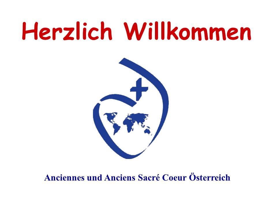 Herzlich Willkommen Anciennes und Anciens Sacré Coeur Österreich