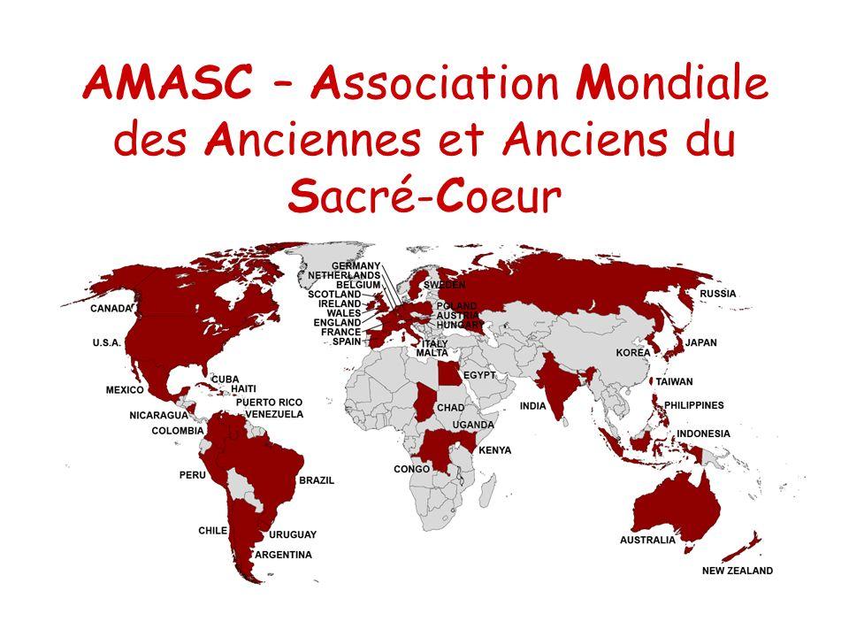 AMASC – Association Mondiale des Anciennes et Anciens du Sacré-Coeur