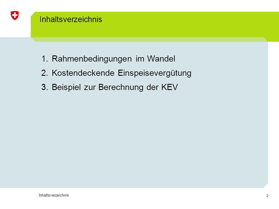 3 Rahmenbedingungen im Wandel CO 2 Abgabe auf Brennstoffen, Klimarappen auf Treibstoffen Einspeisevergütung Strom (StromVV/ENV) Steuerbefreiung für biogene Treibstoffe (MinÖST) -> Ökobilanzen Teilrevision Raumplanungsgesetz (Bioenergieanlagen Landwirtschaft neu zonenkonform) Revision Luftreinhalteverordnung LRV Aktionsplan (Auftrag Bundesrat Februar 07) 1 Grundlagen