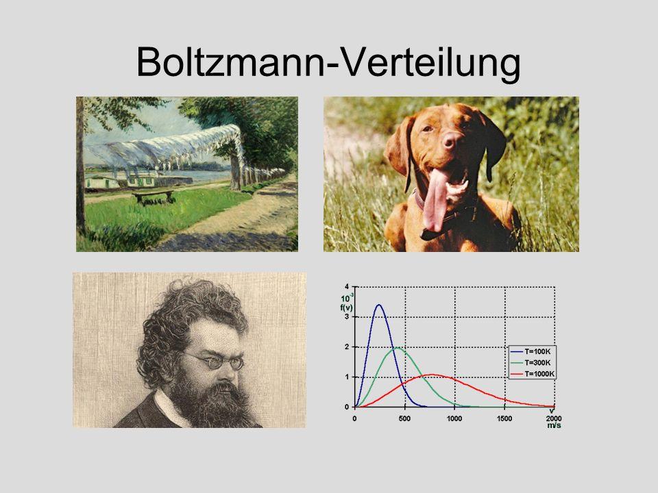 Boltzmann-Verteilung