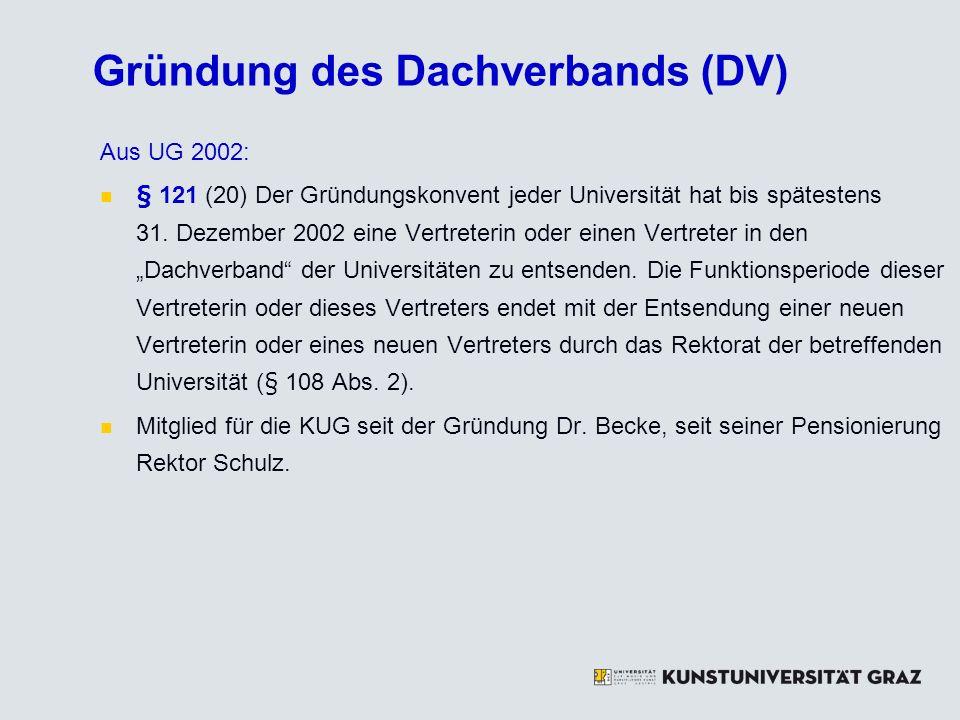 Anrechnung von Vordienstzeiten Überleitungen (Eintritt nach 31.12.2003) Wahl des KUG-Schemas: alle einschlägigen Vordienstzeiten außerhalb der KUG werden angerechnet (unbegrenzt, der §52 (1) B.
