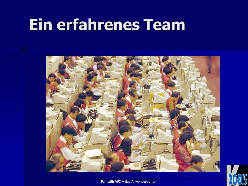 Ein erfahrenes Team