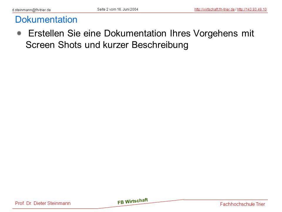d.steinmann@fh-trier.de Seite 3 vom 16.
