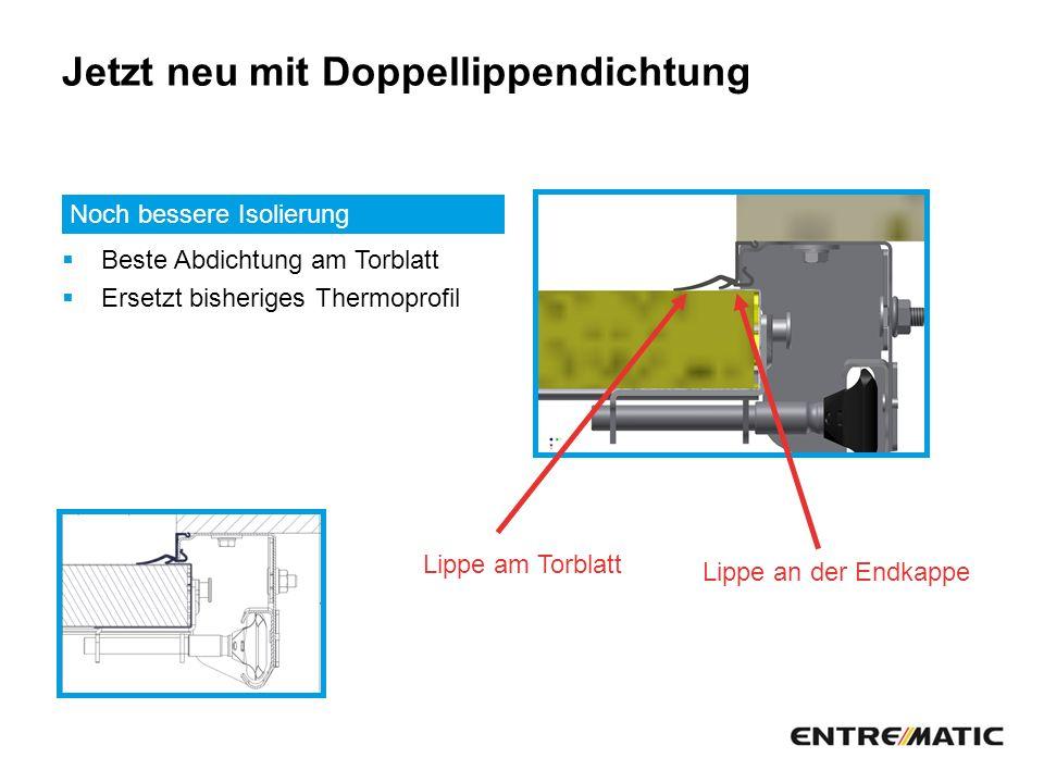 Beständigerer, neuer Zargenfuß Stabilität und Langlebigkeit Zweifacher Korrosionsschutz: generell verzinkt und zusätzlich pulverbeschichtet