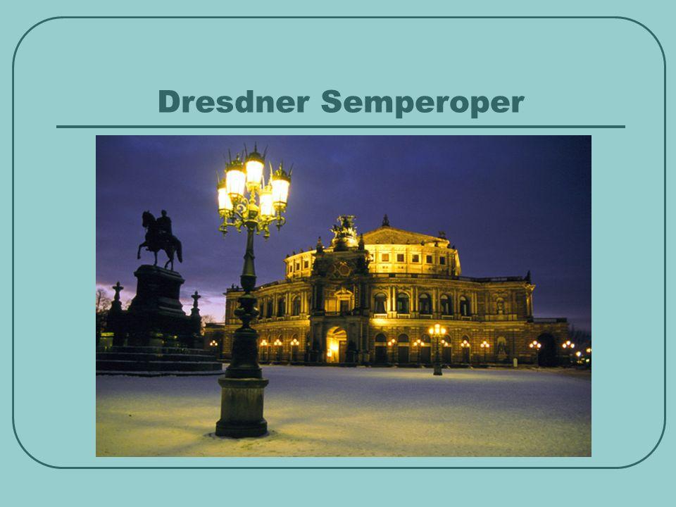 Dresdner Semperoper
