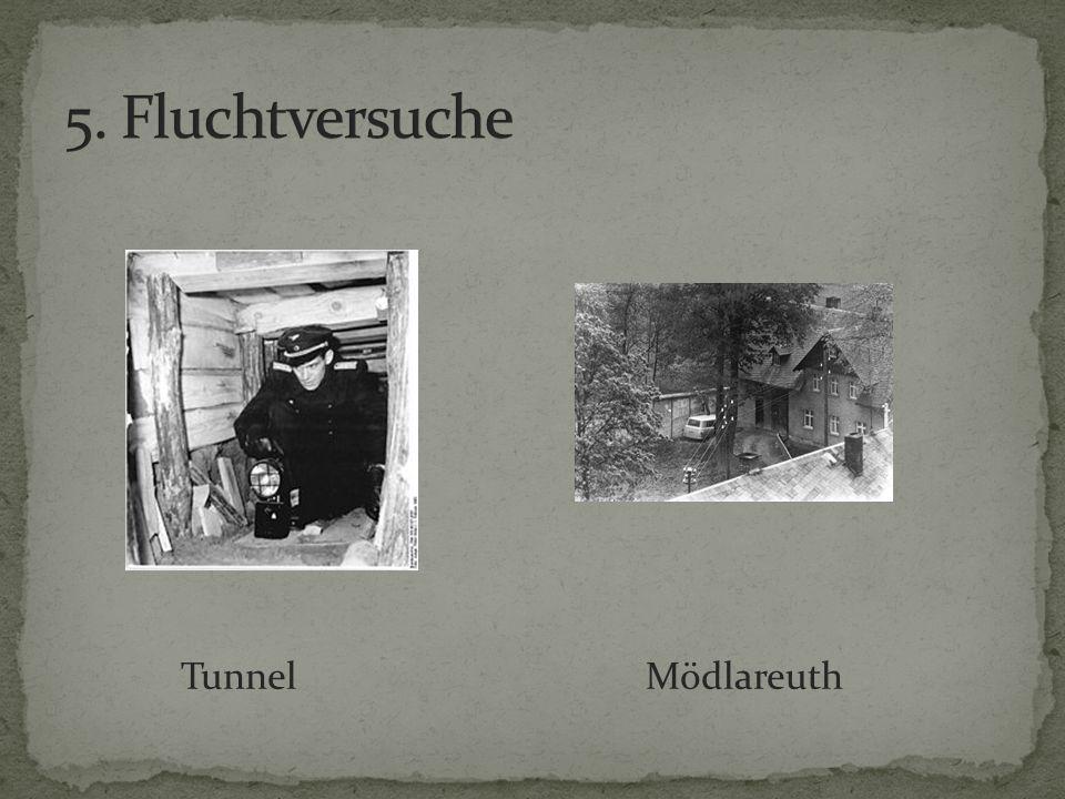 Tunnel Mödlareuth