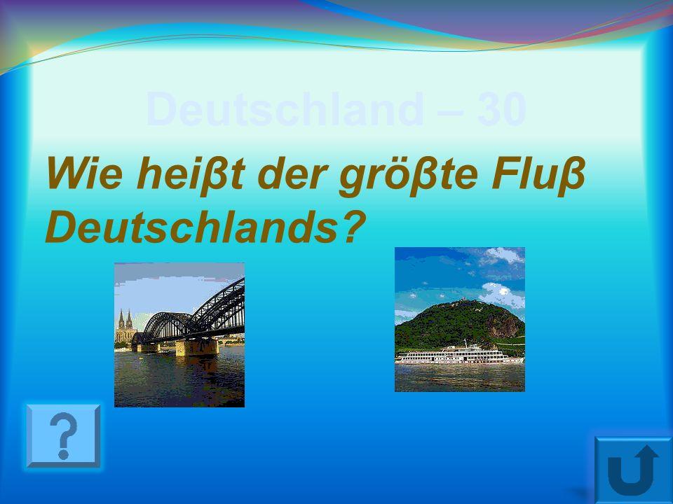 Deutschland – 20 An wie viele Länder grenzt Deutschland? (9)(9)