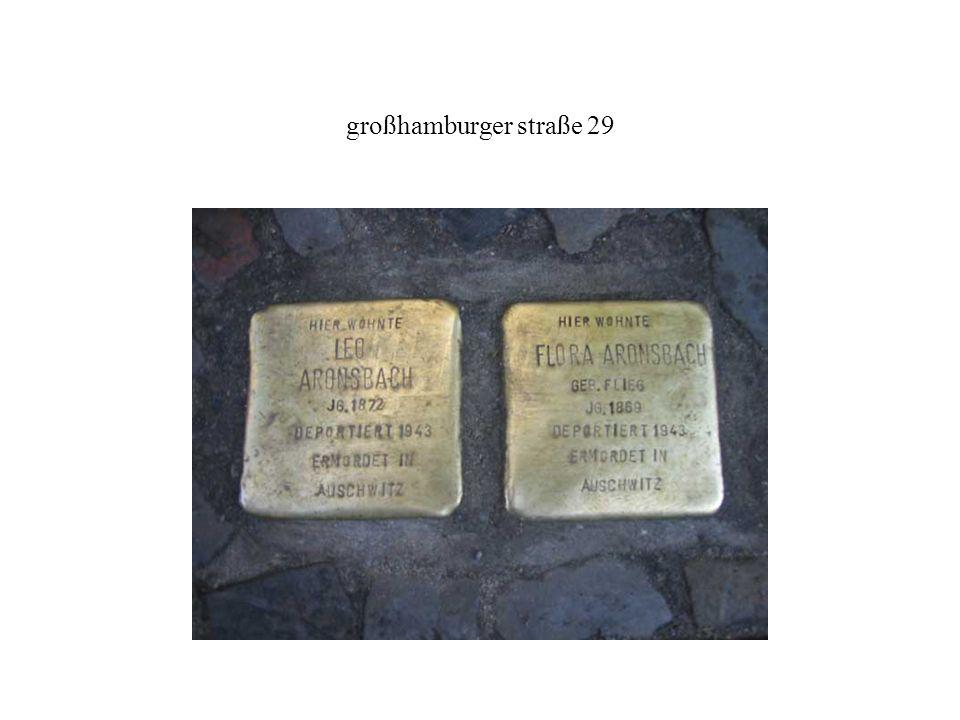 großhamburger straße 29