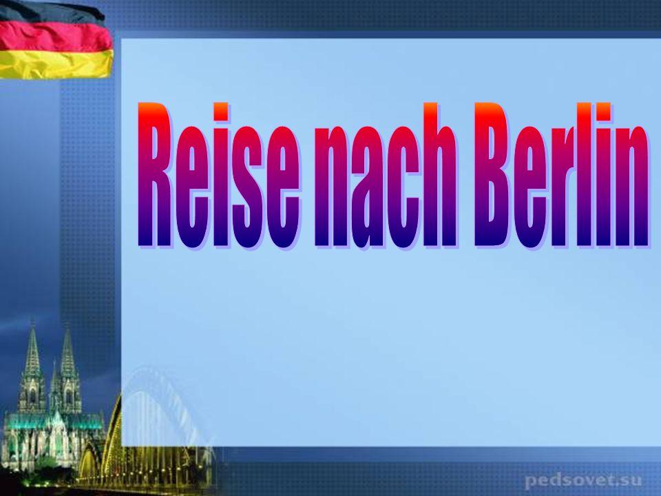 Berlin ist die Berlin ist die Hauptstadt der Hauptstadt der Bundesrepublik Bundesrepublik Deutschland.