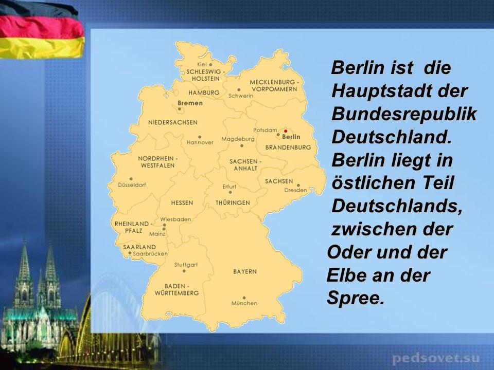 Sehr bekannt ist die deutsche Staatsoper