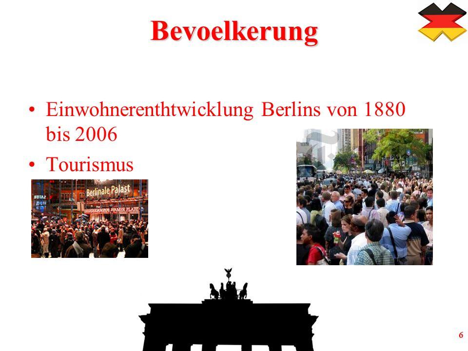 6Bevoelkerung Einwohnerenthtwicklung Berlins von 1880 bis 2006 Tourismus