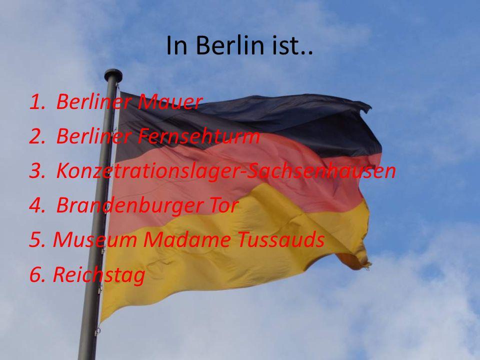 Berliner Mauer Ab 13.August 1961 bis zum 9.