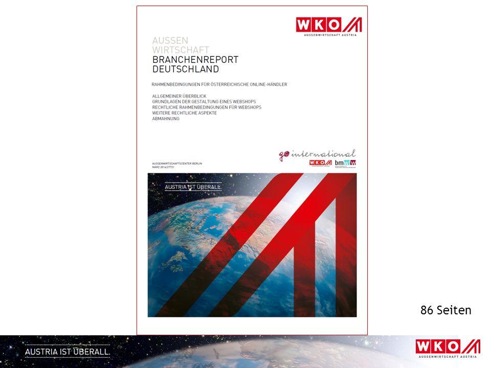 Der Fachreport wurde vom AußenwirtschaftsCenter Berlin E berlin@wko.atberlin@wko.at in Zusammenarbeit mit Henning von Zanthier, LL.