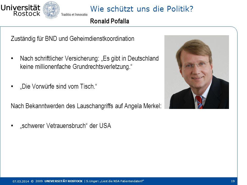 Zuständig für BND und Geheimdienstkoordination Nach schriftlicher Versicherung: Es gibt in Deutschland keine millionenfache Grundrechtsverletzung. Die