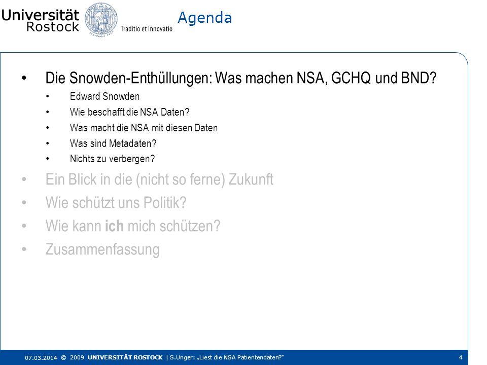 Die Snowden-Enthüllungen: Was machen NSA, GCHQ und BND? Edward Snowden Wie beschafft die NSA Daten? Was macht die NSA mit diesen Daten Was sind Metada