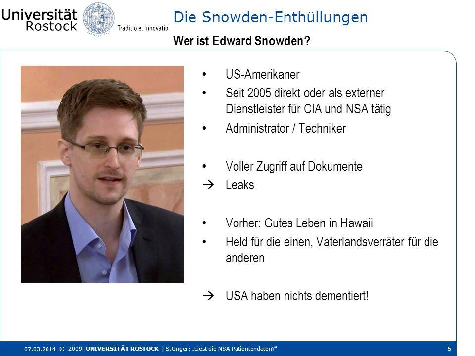 US-Amerikaner Seit 2005 direkt oder als externer Dienstleister für CIA und NSA tätig Administrator / Techniker Voller Zugriff auf Dokumente Leaks Vorh