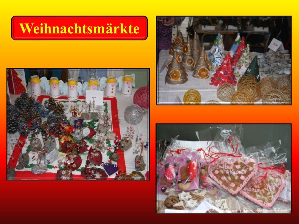 Esszimmer Weihnachtsmärkte