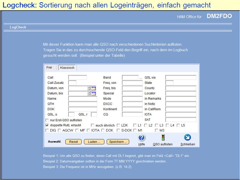 Logcheck: Sortierung nach allen Logeinträgen, einfach gemacht