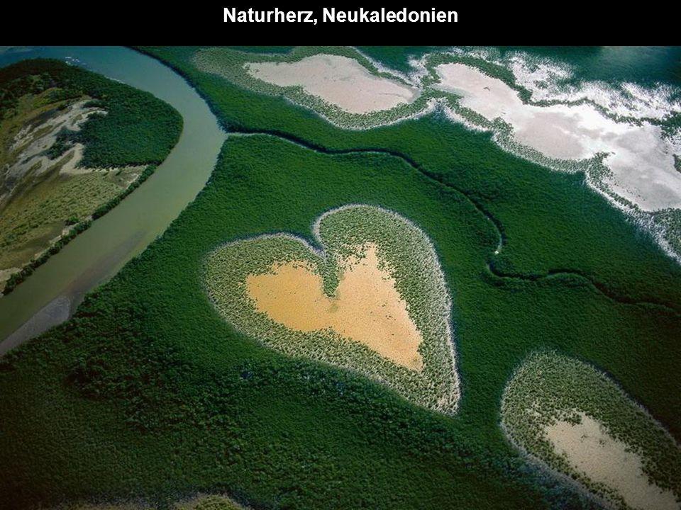 Naturherz, Neukaledonien