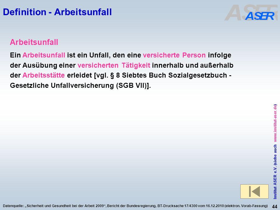 44 Institut ASER e.V.