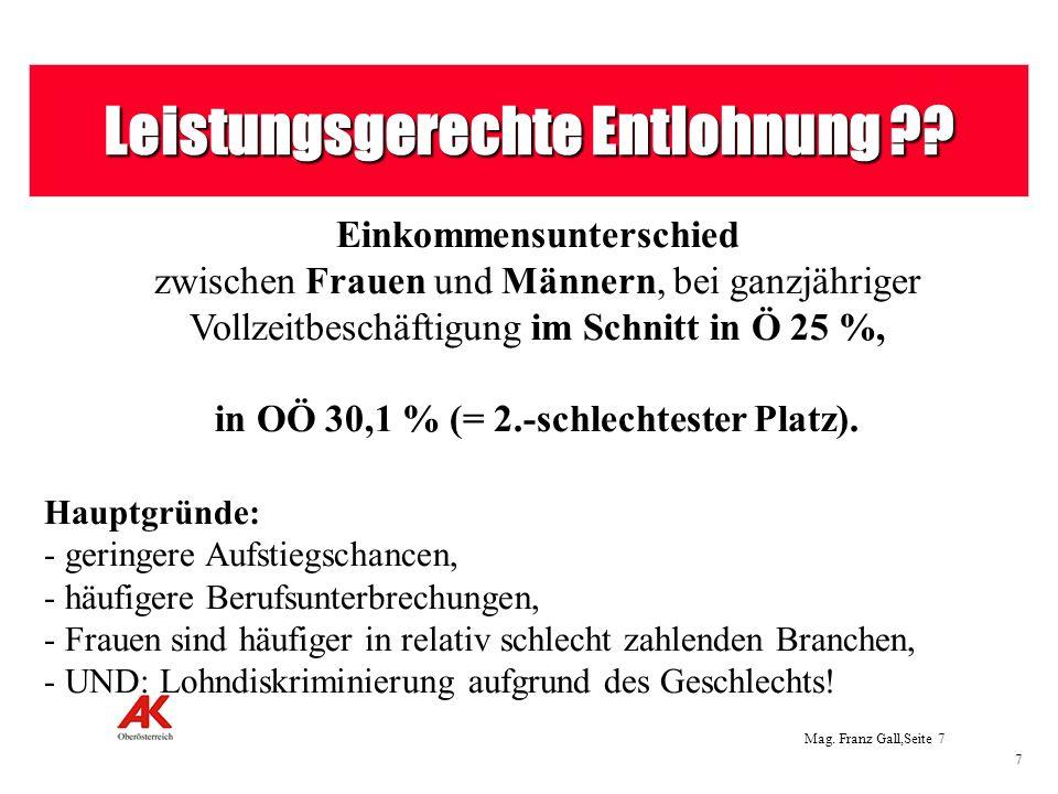 Mag. Franz Gall,Seite 8