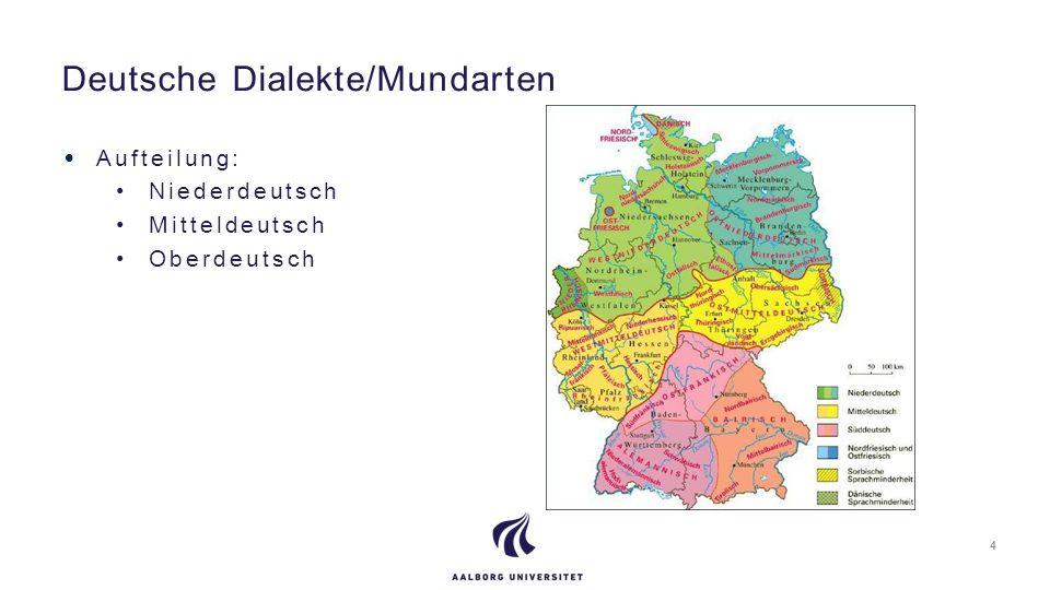 Sammelbegriff einer Reihe unterschiedlicher Dialekte Ursprünglich die Sprache der Bajuwaren Bairisch: Dialekt Bayrisch: Alles was mit Bayern zu tun hat Bairische Dialekte 5