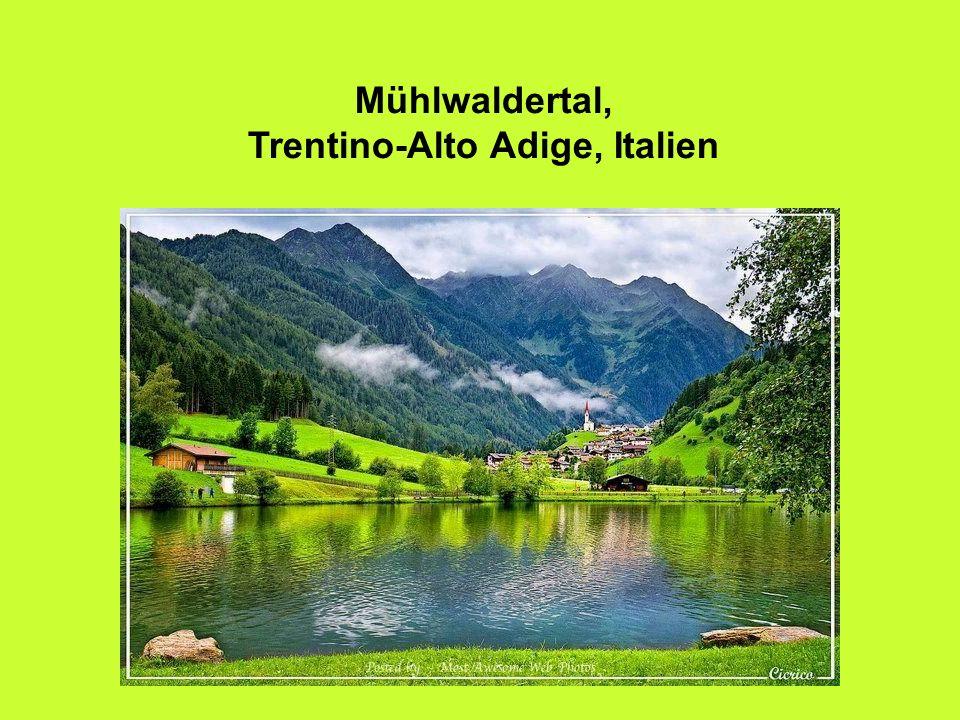 18 Mühlwaldertal, Trentino-Alto Adige, Italien