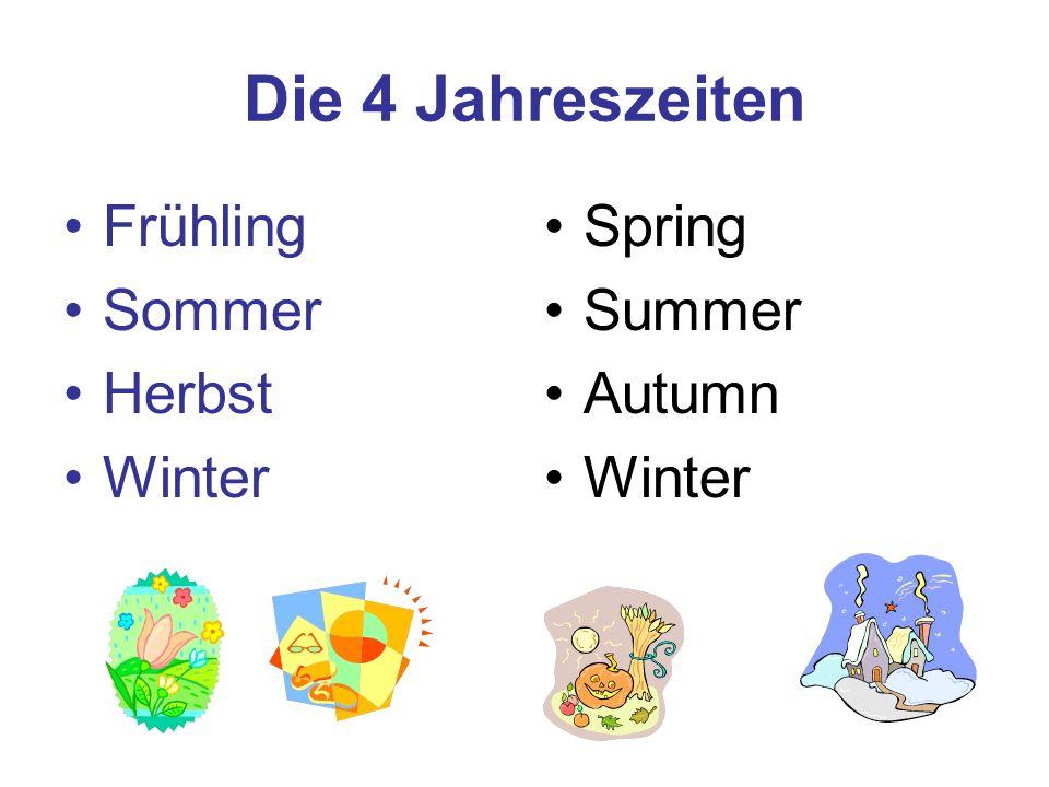 Worstellung.Wann. + Verb + es + wie oft. + Rest Im Sommer ist es fast jeden Tag sonnig.