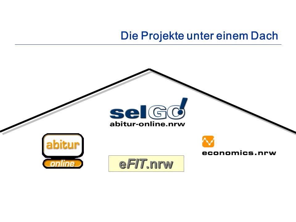 www.selgo.de www.abitur-online.nrw.de Das Rahmenkonzept zum Modellprojekt: Abitur -online.nrw - Selbstständiges Lernen mit digitalen Medien in der gymnasialen Oberstufe Druckverlag Kettler, Bönen, 2003 Best.Nr.