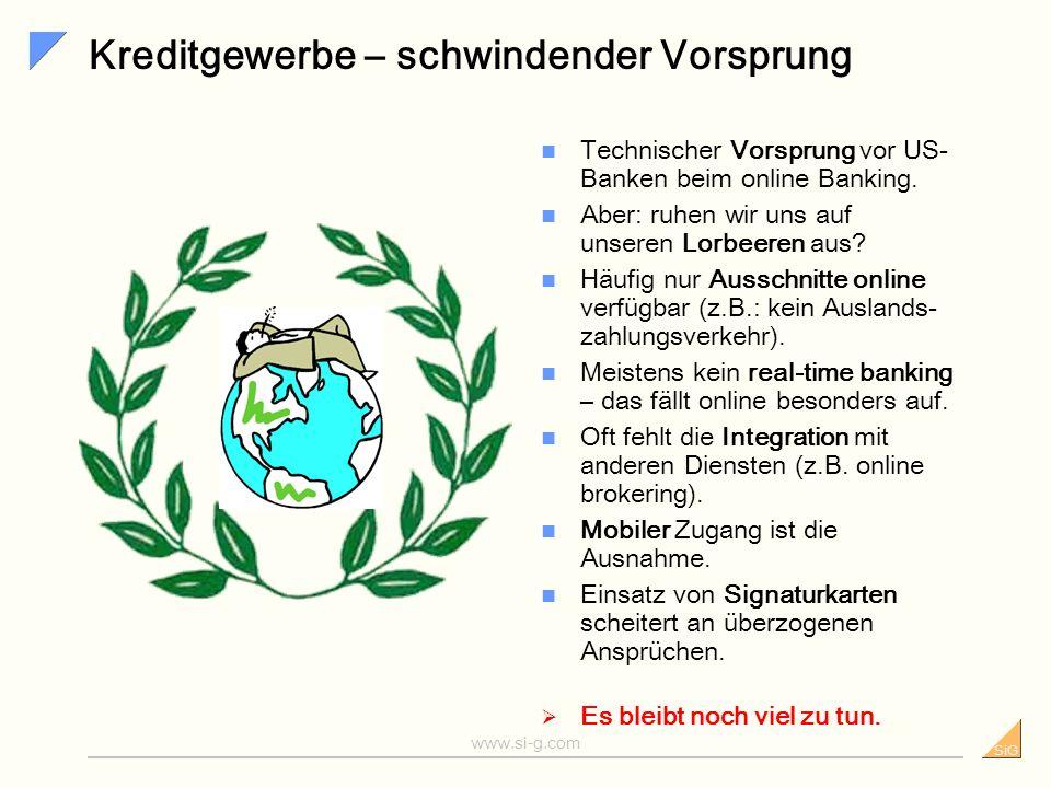SiG www.si-g.com Barings Bank – ein Beispiel 1995 ging die Barings-Bank zum Preis von einem Pfund an den holländischen ING-Konzern.