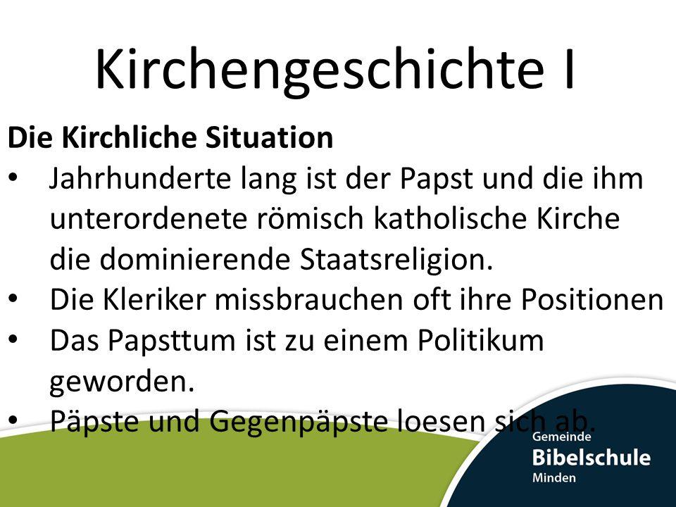 Kirchengeschichte I John Wyclif Theologe Pfarrer Teilnahme an Gesprächen des Engl.