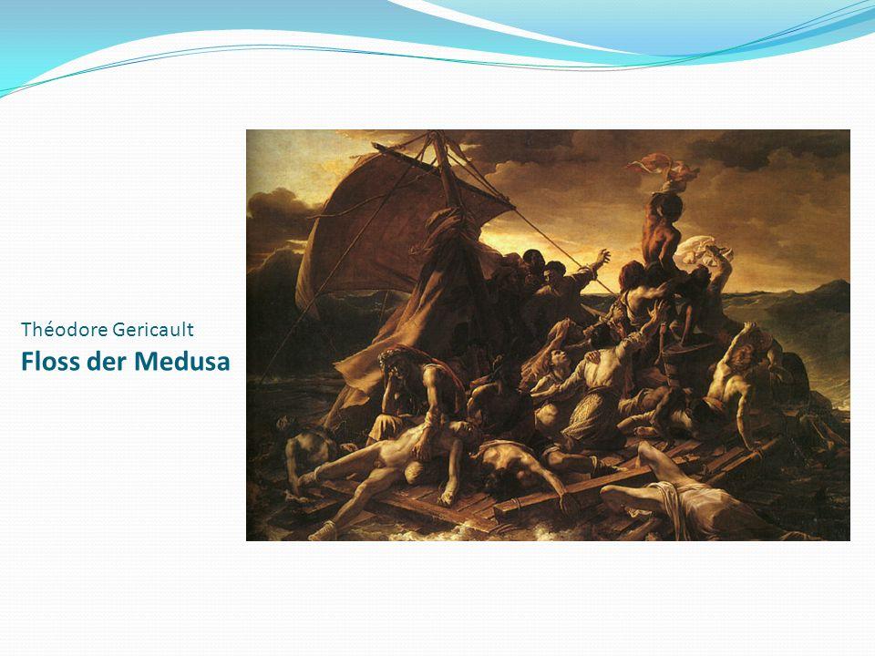 Théodore Gericault Floss der Medusa