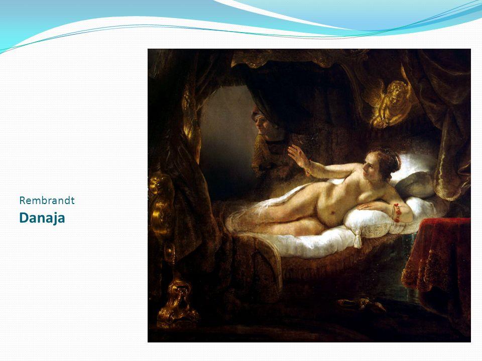 Rembrandt Danaja