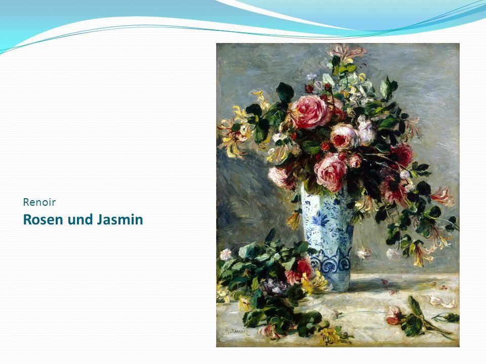 Renoir Rosen und Jasmin