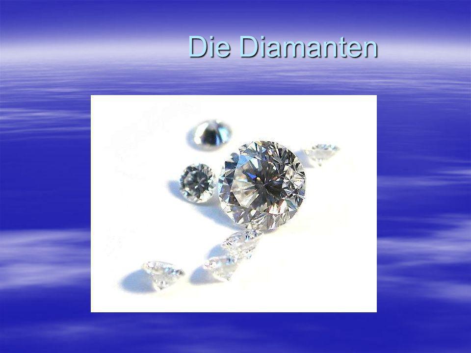 Die Diamanten Die Diamanten