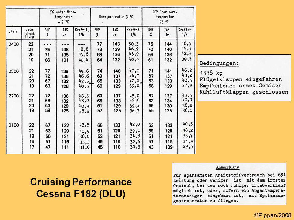 Cruising Performance Cessna F182 (DLU) ©Pippan/2008