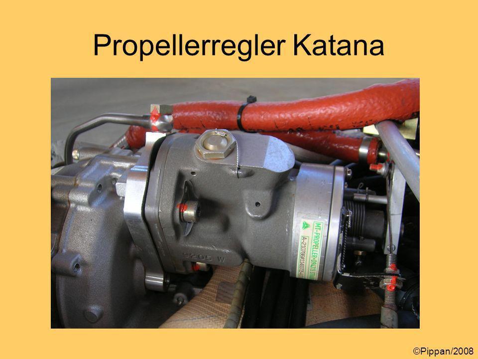Propellerregler Katana ©Pippan/2008