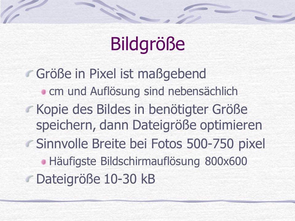 Button erstellen DATEI – NEU, 100x30 px Hintergrundfarbe passend wählen BILD – EFFEKTE – TASTE Breite und Höhe je 10 Text einfügen, 16 pt Umwandeln in eigene Ebene Speichern als PSP-Datei (mit Ebenen!) Kopie speichern als GIF Evtl.