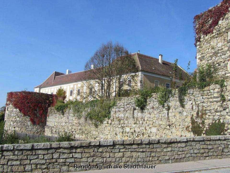 Kirche von Drosendorf Altstadt
