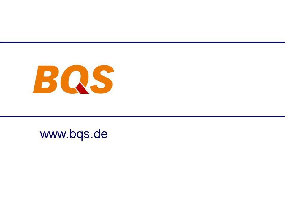 www.bqs-online.de www.bqs.de