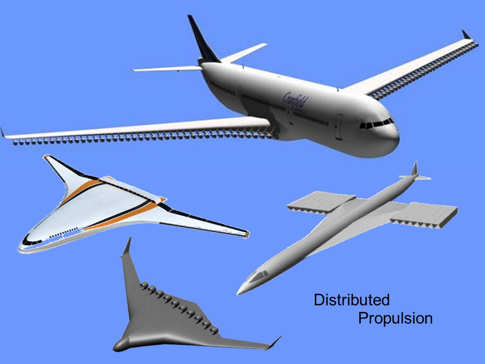 Distributed Propulsion