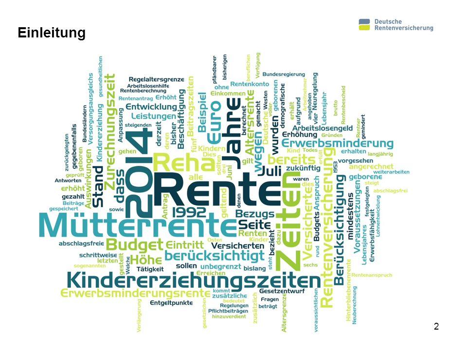 Gliederung I.Der Koalitionsvertrag zwischen CDU, CSU und SPD vom 16.