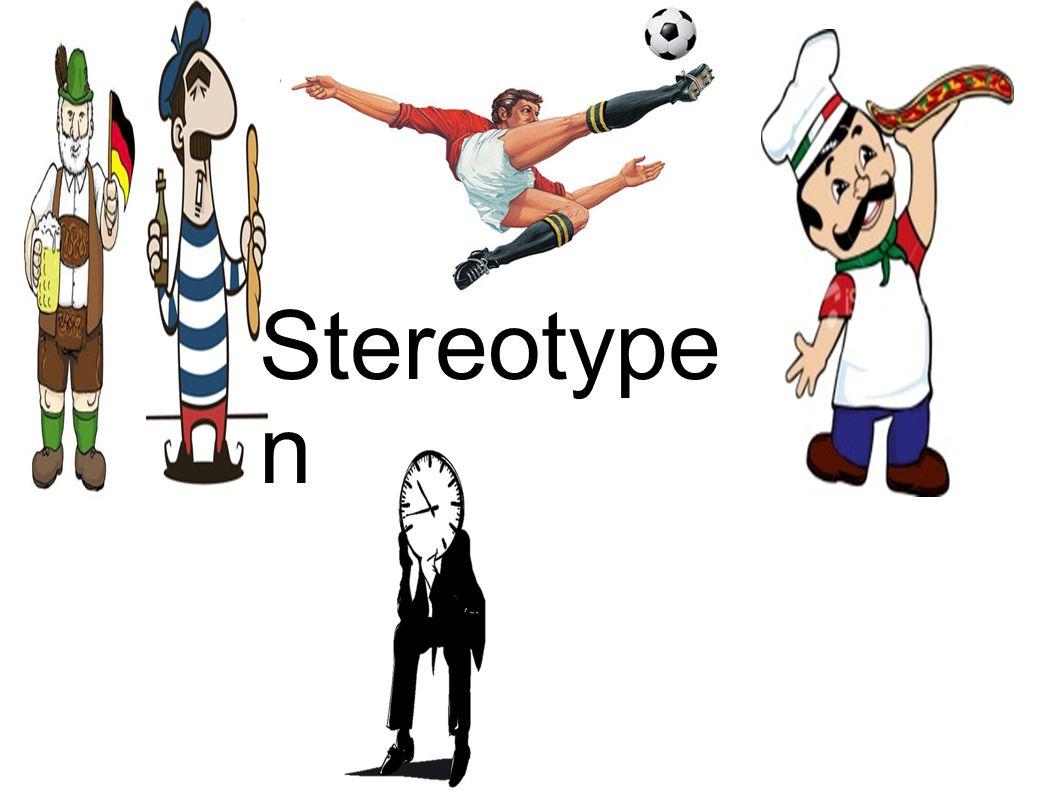 Stereotype n