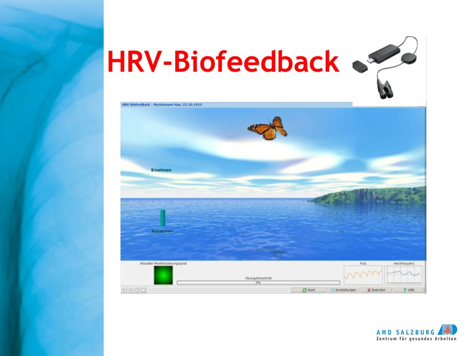 HRV-Biofeedback