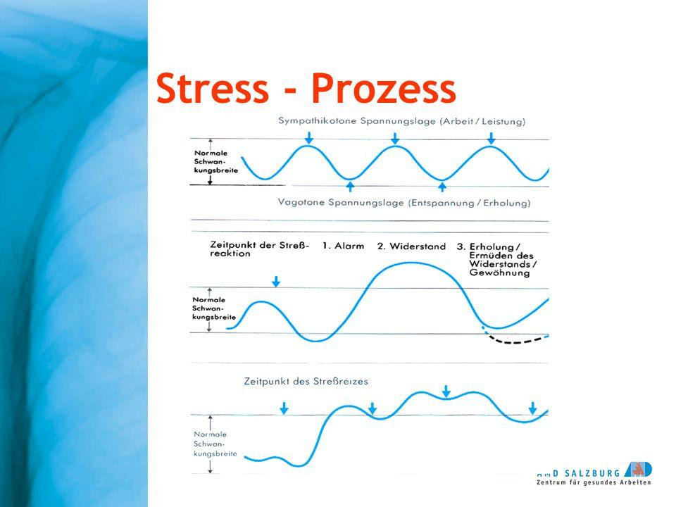 Stress - Prozess